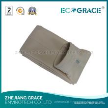 Sac de filtre de boîtier de filtre à poussière Ecograce