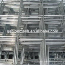 Low carbon iron wire material concrete reinforcing steel wire mesh