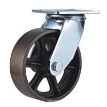 H11 Tipo de serviço pesado Tipo de giro Rolamento de esfera dupla Roda de rodízio de ferro fundido em modo V