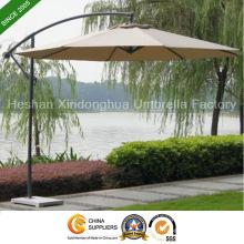 2,7 m Garden banane Cantilever parapluie pour les meubles extérieurs (CAN-0027S)