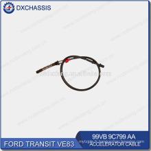 Véritable câble d'accélérateur pour Ford Transit VE83 99VB 9C799 AA