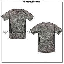 OEM Sublimación nuevo diseño de moda casual hombres camisa de deporte