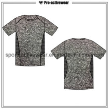 OEM сублимации новый дизайн моды повседневная мужская спортивная рубашка