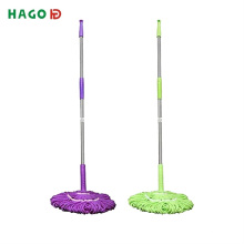 Limpieza de pisos con trapeador seco mojado y polvo de microfibra