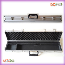 Silver Tool Box Aluminum Hard Carry Case with EVA (SATC001)