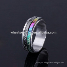 Wholesale Sell Custom Titanium Ring