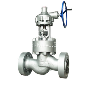 Gear Opearted Globe Valve