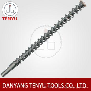 SDS más brocas para punta de acero de 40Cr YG8C