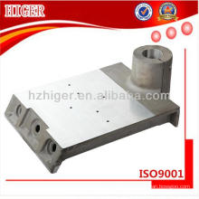 ultrasonic welding machine part,aluminum sand casting,CNC machining