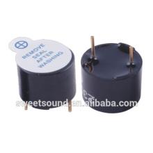 Dongguan fábrica 12x9.5mm 12mm buzzer activa 12v buzzer fabricante
