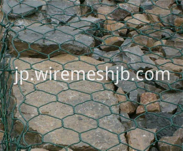 Galvanized Gabion Boxes