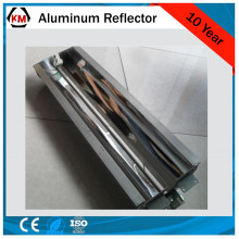 fluorescent light reflector replacement aluminum reflectors