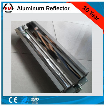 New Arrival for Fluorescent Light Shade fluorescent light reflector kit aluminum reflector supply to Burundi Wholesale