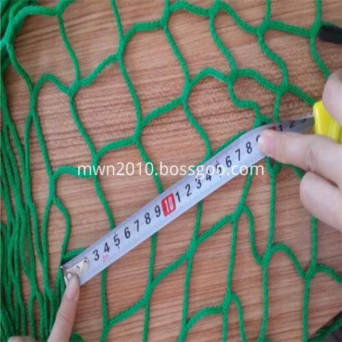 Clothing and household warp knitting mesh fabric