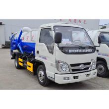 Mini camión de vacío Forland nuevo de 2 m³