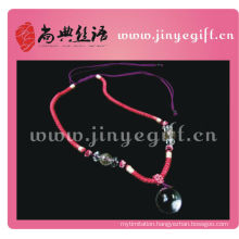 Crystal Pendant Handmade Accessories Necklece