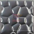 Black 304 Stainless Steel Mosaic Tiles (CFM888)