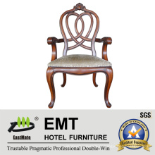 Star Hotel Европейский стиль Деревянные стулья дизайна (EMT-AP023-807)