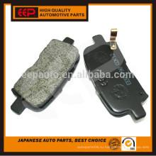 Комплект задних тормозных колодок для Honda Odyssey 43022-S0X-A00