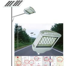 Luz de calle solar 70W, hogar o al aire libre usando la lámpara solar, iluminación solar del jardín del LED