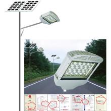 60W Solar Street Light, Home or Outdoor Using Solar Lamp, Solar LED Garden Lighting