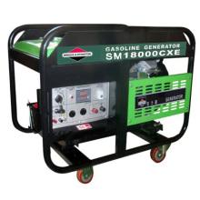 Бензиновый генератор 10 кВт для дома