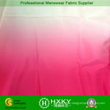 75D Poly Chiffon Printing Fabric with Gradient Color