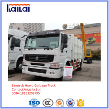 Sinotruk Garbage Truck HOWO Made in China