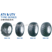 ATV tyre manufacture wholesale DOT 25*10-12 21*7.00-10