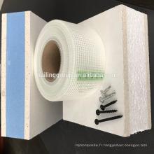 Panneau de MgO d'oxyde de magnésium d'ENV / XPS SIP de sandwich de preuve de l'eau pour ourdoor mur