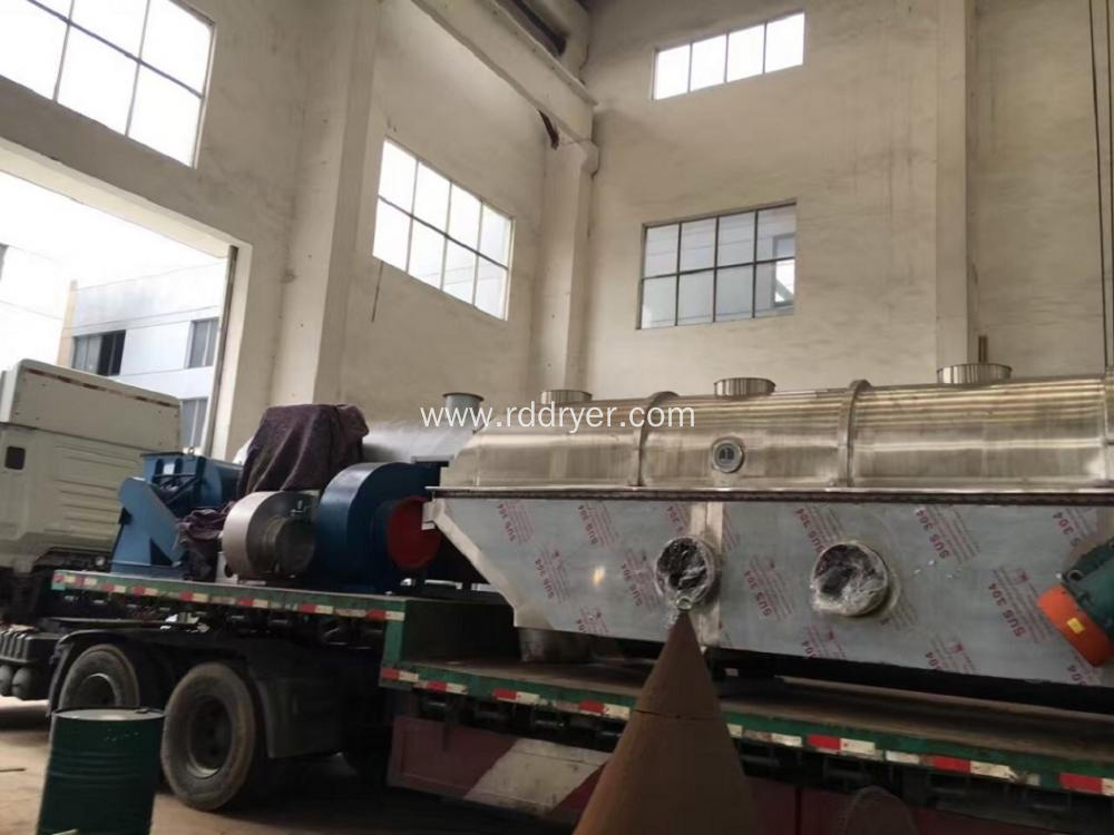 Vibrating Fluidized Bed Dryer Machinery