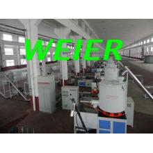 Wood Plastic Composite Pelletizing Machine / Plastic Granul
