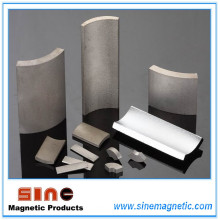 High Temperature Sintered SmCo Motor Magnets