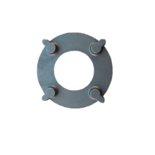 CNC-Bearbeitung OEM-legierten Stahl-Feingussteil