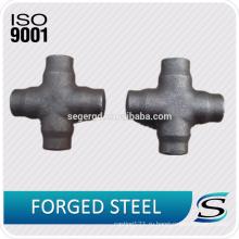 ISO 9001 сертифицированный сплав сталь Универсальный шарнир для Затяжелителя колеса