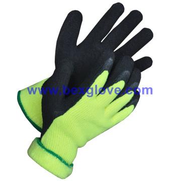 7 Gauge Acrylic Liner Latex Glove