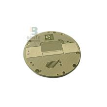 FR4 Tg135 Prototipe PCB 2 Lapisan PCB ENIG 3U