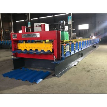 Glazed tile roll forming machine/brick veneer