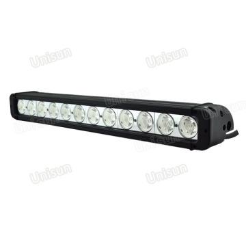 """Barra de luz LED CREE de 9-70 V 20 """"120 W única linha"""