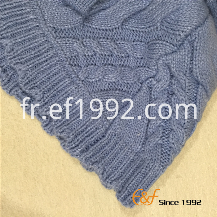 Lovely Girls Knitted Sweater Poncho