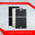 fabricación de todo tipo de filtro de aire HEPA activado filtro de carbón de carbono Filtro de aire de cabina de carbono