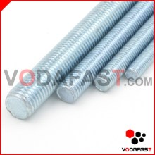 Carbon Steel DIN975 Threaded Rods Threaded Bar
