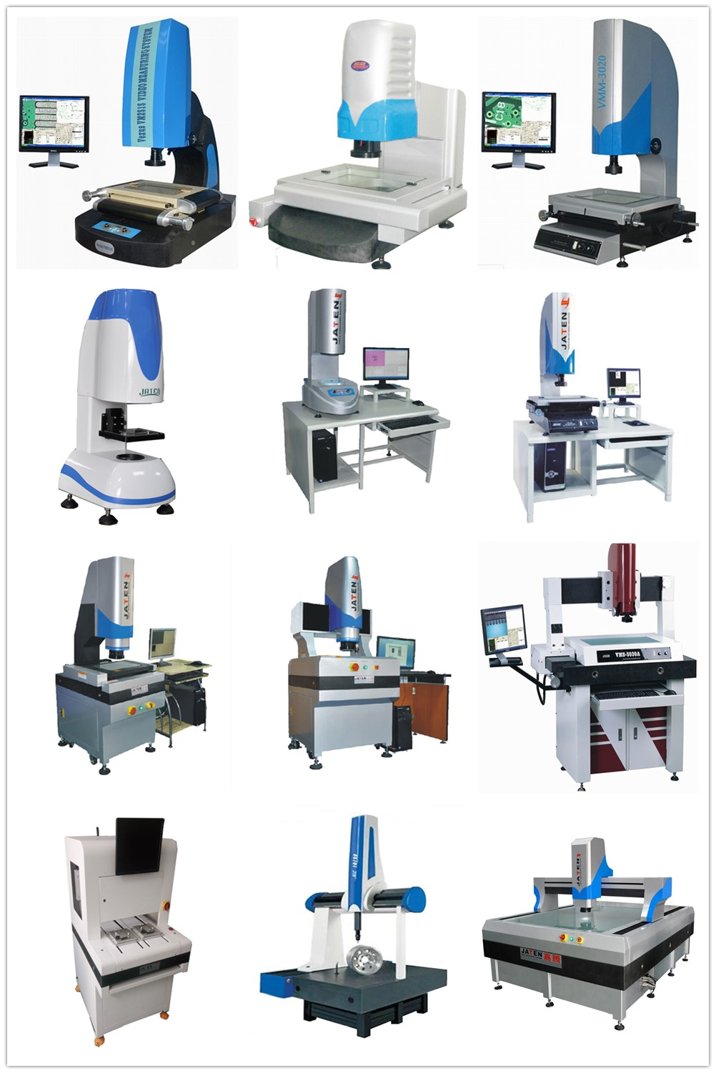 Automatic Imaging Measuring Machine