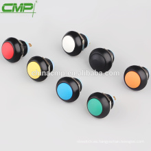 Interruptor de botón plástico industrial impermeable de CMP