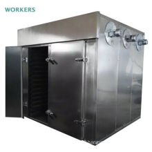 Agricultural Drying Oven Groundnut Cassava Tea Dryer Beef Jerkey Dehydrator 24-192 Trays Coconut Chips Drying Machine 200-2000KG