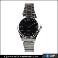 black watch dial classic mens watches oem