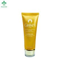 uso cosmético y limpiador de tubo de plástico cosmético