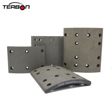 REAR BRAKE LINING FOR YUTONG BUS AND KINGLONG