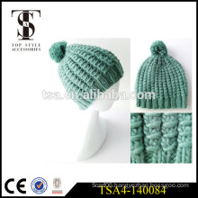 hot selling slouch beanie winter hat fashion knitted women winter beanies