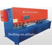 CNC hydraulic press brake machine